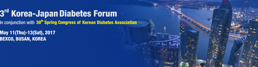 3rd Korea-Japan Diabetes Forum